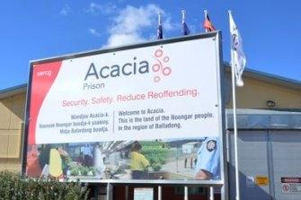 Acacia Prison.