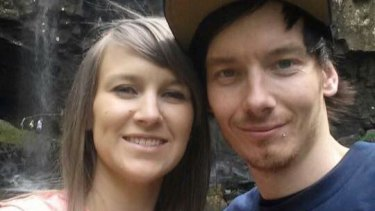 """Shane Robertson faces sentencing for the """"brutal"""" murder of his partner, Katherine Haley, in Diggers Rest in March 2018."""