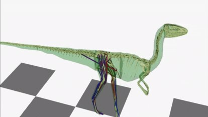Scientists discover what made a T-Rex wag its tail