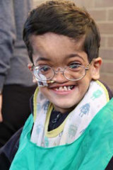 Jovan Talwar died after a fall at his school.
