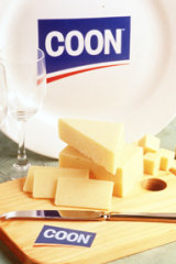 Coon Cheese: the name left a bad taste in the mouth for some.
