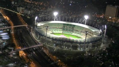 Geelong chairman Colin Carter backs a twilight AFL grand final
