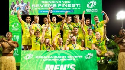 Holland staves off disaster to seal Australia's sevens spot at Tokyo