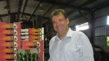 LNP member for Burnett, Stephen Bennett.