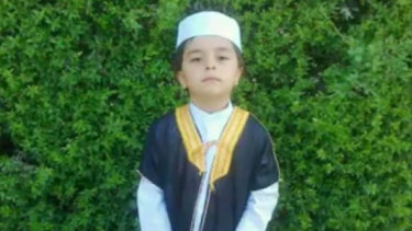 Ameer, aged nine, had spent a third of his life under Islamic State occupation when he died. He was one of 14 children killed on June 13, 2017.