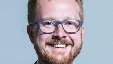 UK MP Lloyd Cameron Russell-Moyle