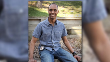 Former police officer Mohamed Noor.