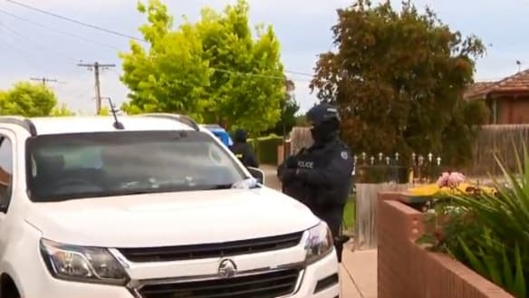 Three arrested over alleged Melbourne terror plot to 'kill maximum number of people'
