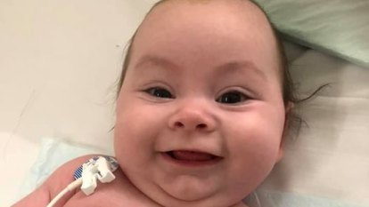 'Way too long': Mother waits eight minutes on hold to triple zero after baby stops breathing
