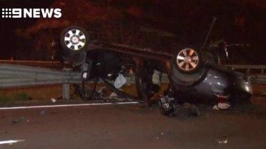 Forensic Crash Unit investigators have asked for witnesses or dashcam vision of the Bald Hills crash.