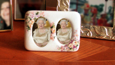 Everyone can have a photo of the Queen in their home.