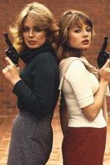 Lynda Stoner and Paula Duncan from <i>Cop Shop</I>.