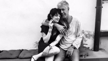 Argento was the partner of Anthony Bourdain before his death earlier in 2018.