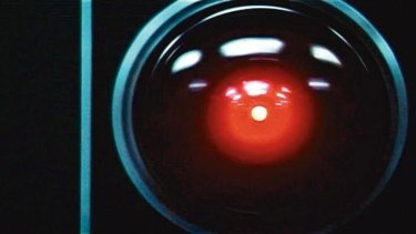 In 2001: A Space Odyssey, the self-aware HAL 9000 computer turned on its human masters.