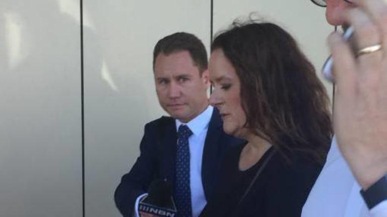 Jackie Hays has avoided jail time.