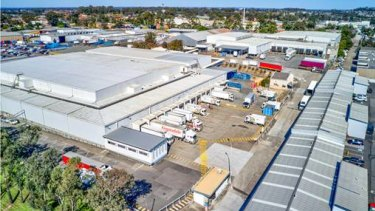 Centuria Industrial Fund paid $73.1 million for a site at Girraween, NSW