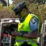 Man and child badly hurt after being hit by car in Sydney's north shore