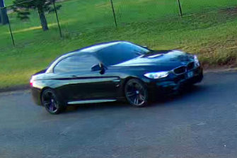 Detectives released footage of this BMW in an appeal for more information into the shooting of Samer Marcus.