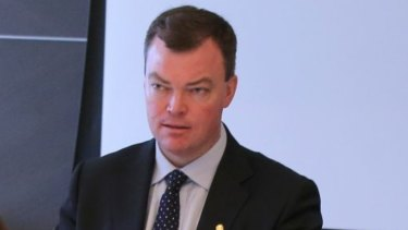 Opposition police spokesman Edward O'Donohue says Victorians are more concerned about violent crime.