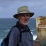 Dough Stuart on the Great Ocean walk.