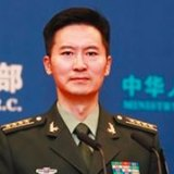 China Defence ministry spokesman  Colonel Tan Kefei