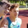 Canberra sprinter Tom Agnew breaks record in Finland