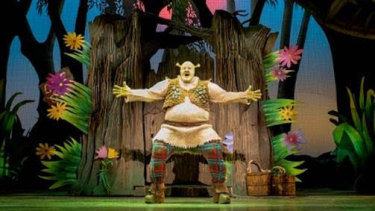 No ordinary ogre: Shrek the Musical.
