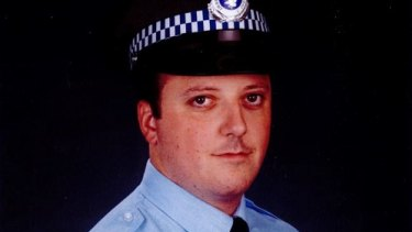 Probationary constable Timothy Proctor had been a police officer since April 2018.