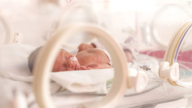 The trial offers genetic testing for critically ill babies in NICUs if a genetic condition is suspected.
