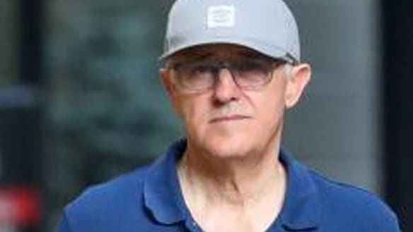 Turnbull can't write a best-seller by May