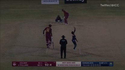 Maxwell outdone: Windies batsman smashes six sixes in one over