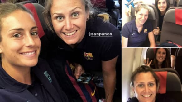 Barcelona score own goal on the gender equality front