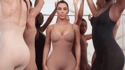 Kim Kardashian caves to pressure, changes name of 'Kimono' underwear