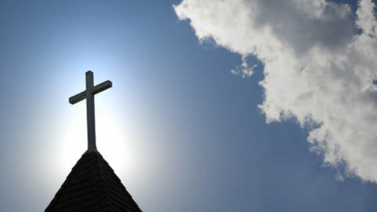 An alleged victim of clerical abuse will plead guilty to breaking into more 20 Catholic churches