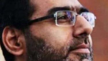 Naeem Rashid.