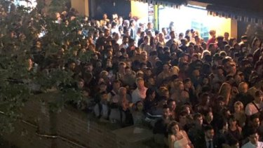 Travellers faced significant delays getting home following New Year's Eve parties.