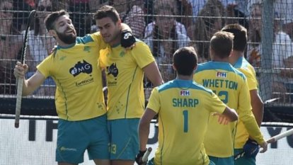 World No.1 Kookaburras turn focus to Olympics after Pro League triumph