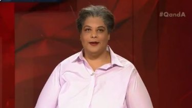 Author Roxane Gay on Q&A.