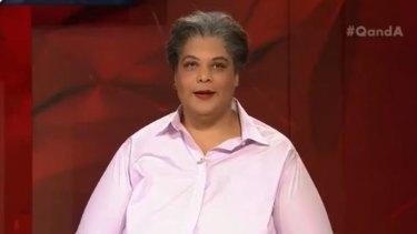 Author Roxane Gay on Q&A.