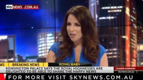 Sharri Markson fails to spark in Sky News debut