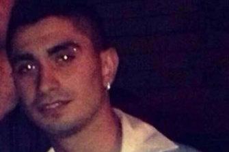 Shot dead: Dyllan Kettule.