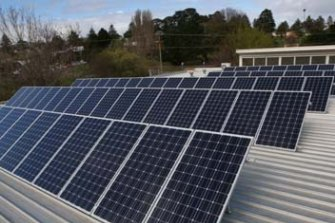 Rooftop solar panel installations soared to record highs in both March and the first quarter of 2020.