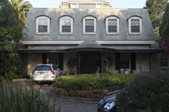Eddie Obeid's home, Passy, in Sydney's Hunters Hill, was originally built for Australia's first French consul-general.