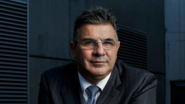 Andrew Demetriou has a busy 2020 ahead.
