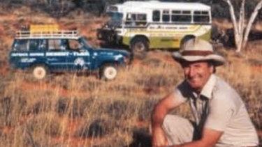 Dick Lang was a respected pilot.