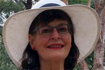 Pamela Fuge.