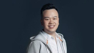 Poisoned: Yoozoo founder Lin Qi.