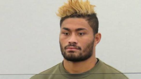 Mafi appears in court, charged with assaulting Rebels teammate