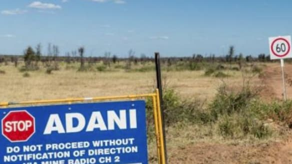'Absolute disgrace': Adani pipeline plan won't activate water trigger