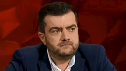Sam Dastyari arrived with a sack full of zingers and a bundle of regrets